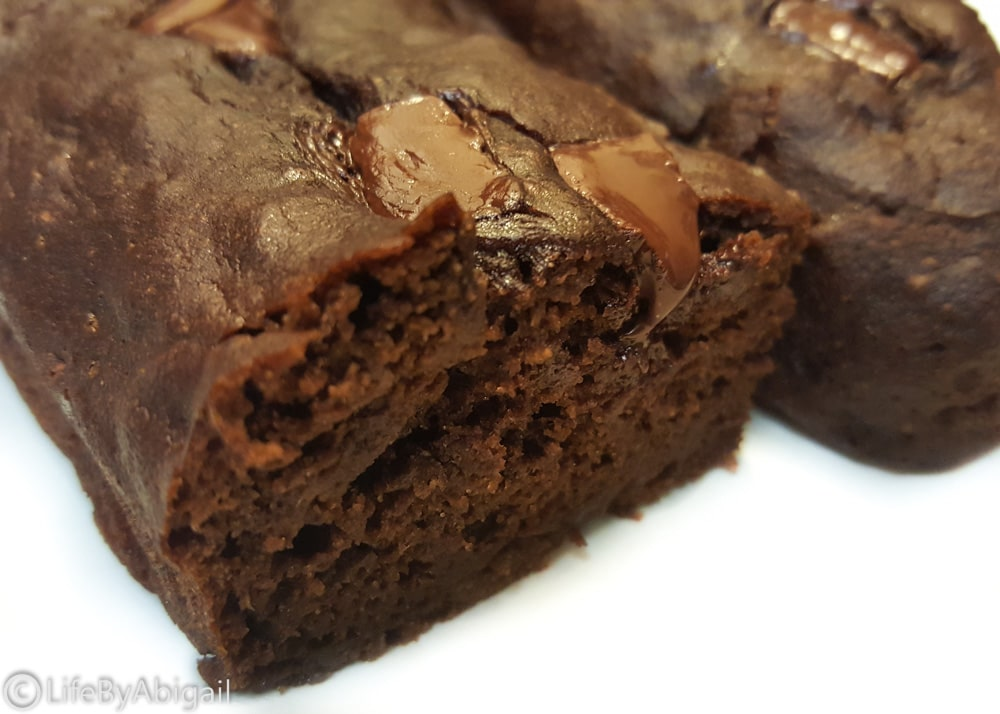 Gluten-Free Double Chocolate Banana Bread