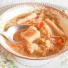 Gluten-Free Chicken & Dumplings
