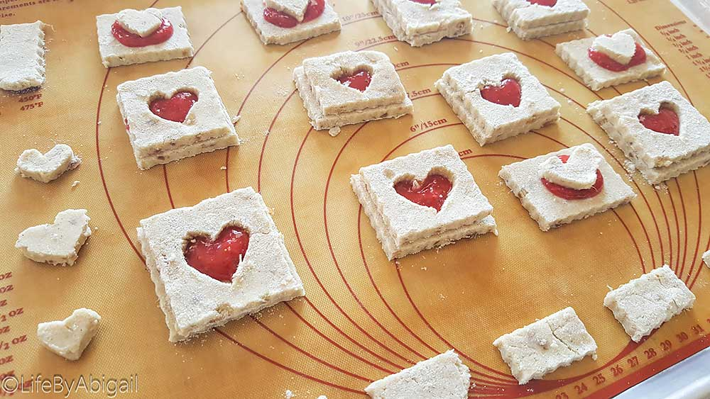 Gluten-Free Shortbread Cut-Out Cookies