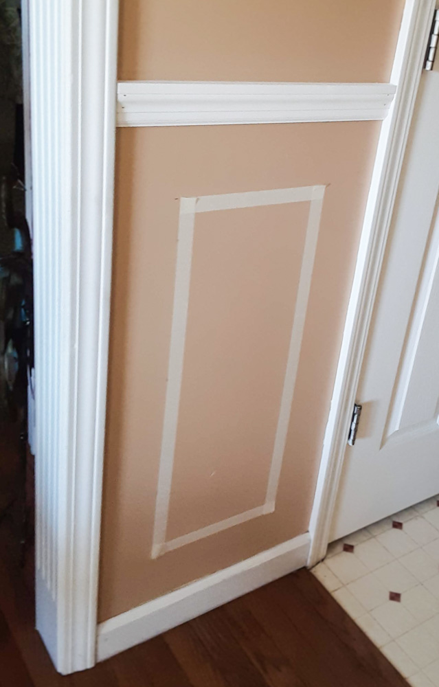 DIYWainscoting